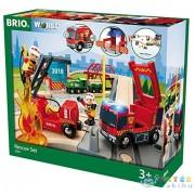 Brio World Sürgősségi Tűzoltó Szett 33817