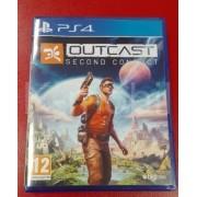 Outcast Second Contact pro PS4 použitá