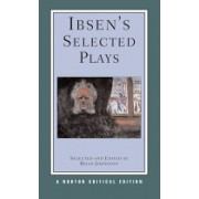 Ibsen's Selected Plays (Ibsen Henrik)(Paperback) (9780393924046)