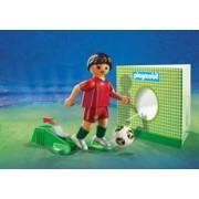 Playmobil Jugador de Fútbol - Portugal