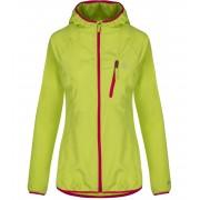 LOAP WANETA Dámská sportovní bunda OLW1905P43J Limeade melange Pink S