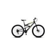 Bicicleta Colli Dupla Susp. Kit Shimano 21 Marchas Aro 29 Freio à Disco - 229