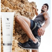 MSM Gel con Aloe Vera come primo ingrediente - Forever Living Products