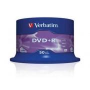 Verbatim Dvd+R VERBATIM 16X AD.AZO 4,7GB CK50