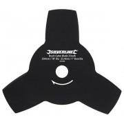 Silverline Lama A 3 Denti Per Decespugliatori Diametro 254 Mm