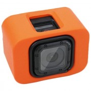 Puluz $$ Custodia Originale Pu159e Galleggiante Scudp Protettivo Per Gopro Hd Hero 4 - 5 Session Orange