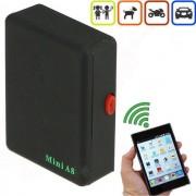 Sistem GPS tracker mini locator GSM/GPRS Track System