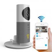 Automatisch inschakelen licht sensor intelligent Home draadloze WiFi IP-camera ondersteuning video & snapshot & infrarood detectie (grijs)