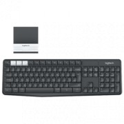 LOGITECH Bežična tastatura K375s MULTI-DEVICE (Crna) 920-008181