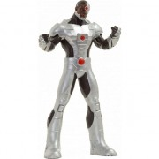 NJCroce Action Figure 20.32cm Justice League: The Movie 2017 - Cyborg (DC 3977)