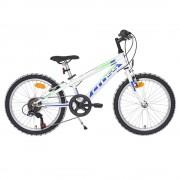 Детско колело Cross Speedster 20'' бяло