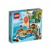 VIAJE OCEÁNICO DE MOANA LEGO 41150