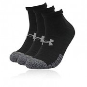 Under Armour Ponožky Heatgear Locut Black - Under Armour