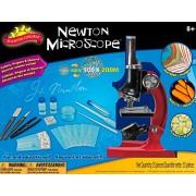 Scientific Explorer Newton Microscope Kit, Multi Color