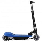 vidaXL Trotinete elétrica 120 W azul