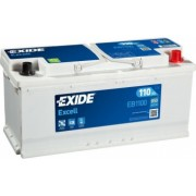 Baterie auto Exide Excell EB1100 110Ah