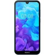 Huawei Y5 Teléfono celular, 2019 AMN-LX3, SIM dual, 32 GB + 2 GB RAM, pantalla de 5.71 pulgadas, desbloqueado de fábrica (versión internacional), Sapphire Blue