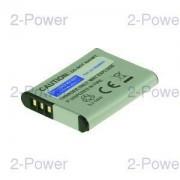 2-Power Digitalkamera Batteri Olympus 3.7v 700mAh (LI-50B)