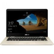 "Лаптоп ASUS ZenBook Flip 14 UX461FA-E1037T - 14"" FHD Touch, Intel Core i5-8265U, Icicle Gold"