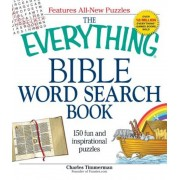 The Everything Bible Word Search Book: 150 Fun and Inspirational Puzzles, Paperback