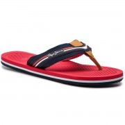 Джапанки PEPE JEANS - Off Beach Basic PMS90064 Navy 595