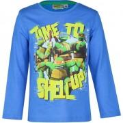 Ninja Turtles Blauwe Ninja Turtles shirt voor kids