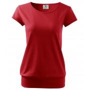 ADLER City Dámské triko 12007 červená XL