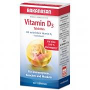 Bakanasan Vitamin D3 Tabletten 60 Stk.
