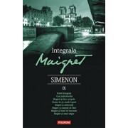 Integrala Maigret IX/Georges Simenon