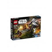 Lego Star Wars - Scout Trooper & Speeder Bike 75532