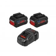 BOSCH Pack 2 Batteries ProCORE 18V 8Ah + chargeur GAL18V-160C - 1600A016GP