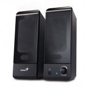 "BOXE 2.0 GENIUS ""SP-U120"", RMS: 0.75Wx2, black, USB power ""31731057100"" (include timbru verde 0.01 lei)"