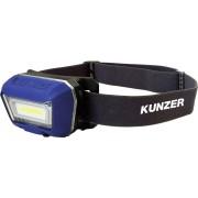 Lanterna frontala cu led Kunzer HL-001, 280 lm, 2 h