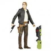 Jucarie Star Wars The Force Awakens Jungle Mission Han Solo