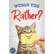 Would You Rather?: The Book Of Silly, Challenging, and Downright Hilarious Questions for Kids, Teens, and Adults(Activity & Game Book Gif, Paperback/Dan Gilden