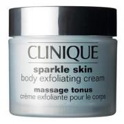 Clinique Protección solar y cuidado corporal Body Sparkle Skin Body Exfoliating Cream 250 ml