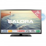 Salora televisie LED DVD 24HDB5005