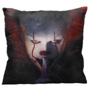 It 2017 Pennywise Shut Up cushion
