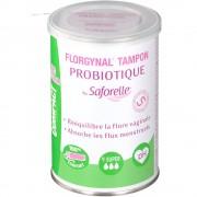 Saforelle® Florgynal Tampon Probiotique 9 Super Compact 9 pc(s) 3401051826613