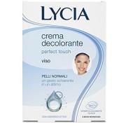 Lycia crema decolorante viso perfect touch 8 bustine