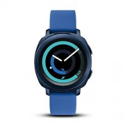 "Samsung Gear Sport Reloj Inteligente Azul SAMOLED 3.05 cm (1.2"") GPS (satélite) Relojes Inteligentes (3.05 cm (1.2""), SAMOLED, Pantalla táctil, GPS (satélite), 67 g, Azul)"