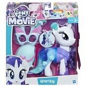 My Little Pony Movie, Figurina fashion cu tinuta de gala - Rarity