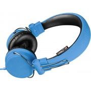 Casti Stereo Logic MH-1, microfon (Albastru)