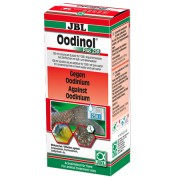 JBL Oodinol Plus 250, 100ml, 1007600, Medicament boala catifea