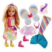Кукла Barbie - Малка трансформираща се кукла, 1710142