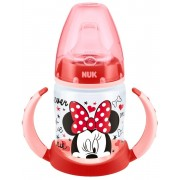 NUK - Biberon First Choice Disney Mickey & Minnie 150ml, 6 luni +