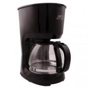 Cafetiera MD MCM-4006 B 750W Capacitate 1.25 L 10 cesti Functie mentinere la cald Functie antipicurare Negru