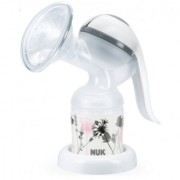 Nuk Ručna plastična pumpica za mleko Jolie