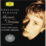 Video Delta Mozart/Strauss - Arias & Orchestral Songs - CD