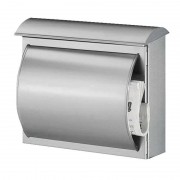 Quelo letterbox, opens to the left